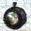 Galaxy biomech jewelry