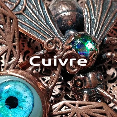 bijoux cuivre