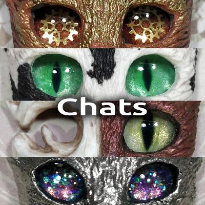 bijoux chats